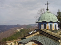 On the road of the Bulgarian monasteries